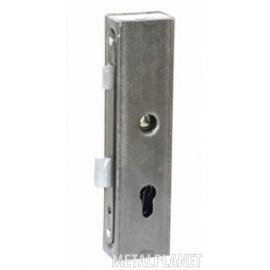 Kaseta zamka z otworem na klucz